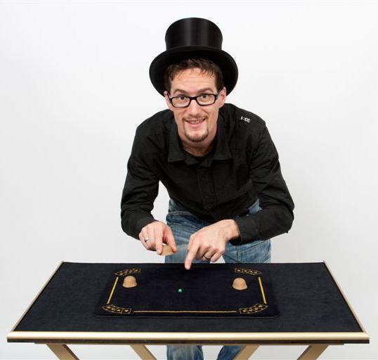 St. Galler Zauberkünstler Zauberer Magic Dean