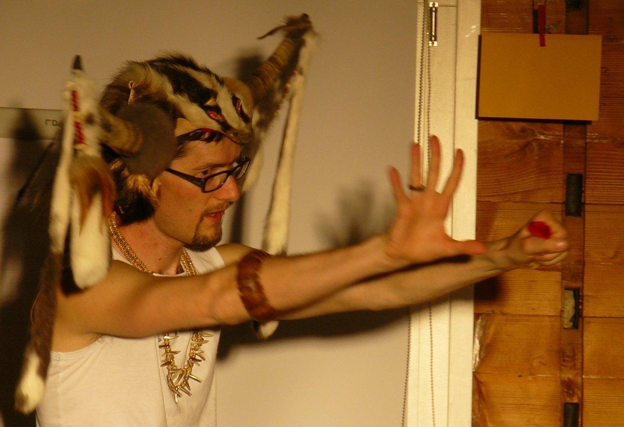 Ostschweizer Zauberkünstler Magic Dean