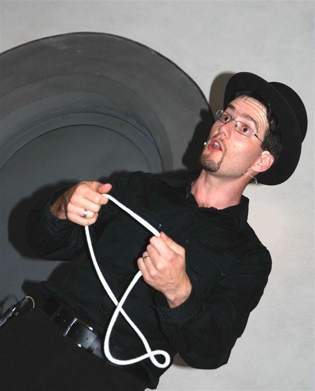 St. Galler Zauberer Zauberkünstler Magic Dean
